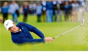 ?? Foto: afp ?? Nach fast fünf Jahren wieder die Nummer eins der Welt: Der Nordire Rory McIlroy.
