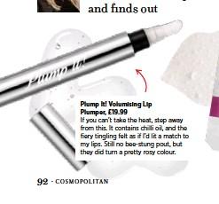 Pressreader Cosmopolitan Uk 2016 10 10 Plump It Volumising