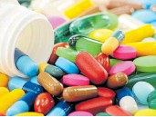 ?? / SUPPLIED ?? Supplements pills are in high demand because of coronavirus.