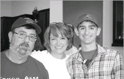 ?? Brannon family ?? Stan and Michelle Brannon's son, Will, was electrocuted in 2017. After the accident, the Brannons fought to get a new law passed, but the PUC ignored it.