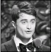 ?? Andrew H. Walker, Getty Images ?? Daniel Radcliffe has spent half his life playing Harry Potter and says he's ready to try new things.
