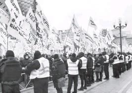 ??  ?? Протест під Радою. Фото з сайта pravda.com.ua.