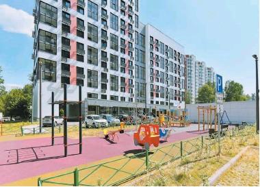 ?? ДЕПАРТАМЕНТ СТРОИТЕЛЬСТВА МОСКВЫ ?? Требования к строящемуся жилью для переселения утверждены в специальном стандарте. Стандартизировано также благоустройство территорий
