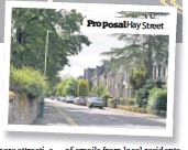 ??  ?? Proposal Hay Street