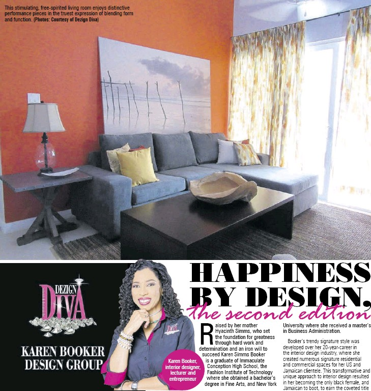 Pressreader Daily Observer Jamaica 2018 09 23 Happiness By Design The Second Edition