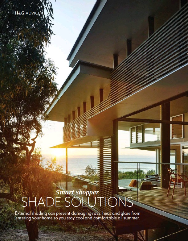 Pressreader Australian House Garden 2018 12 03 Shade Solutions