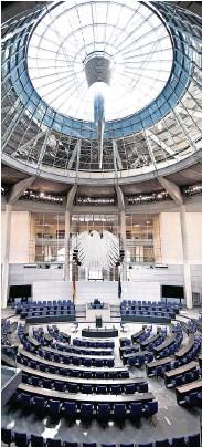 ?? FOTO: STEFAN BONESS/IPON VIA IMAGO-IMAGES ?? Der Bundestag wird am 26. September neu gewählt. In Schleswig-Holstein treten bundesweit bekannte Politiker an.