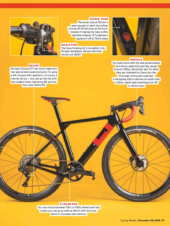 1b10c050ccd PressReader - Cycling Weekly: 2018-12-20 - GEARS