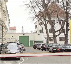 """??  ?? Die Brüder aus Syrien """"übersiedelten""""vom CaritasFlüchtlingsheim in Lebring direkt in Zellen der Justizanstalt Jakomini in Graz. Sie waren in unterschiedlichen Terrormilizen."""