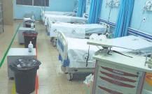 ??  ?? El descenso de la ocupación de camas en Alto Paraná permite que el Hospital Integrado reciba a pacientes de otras zonas.