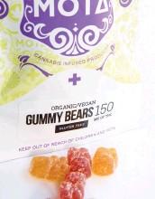 ?? PHOTO D'ARCHIVES, CHANTAL POIRIER ?? Une des raisons pour expliquer la hausse de consommation de cannabis chez les femmes pourrait être la disponibilité de produits comestibles comme ces jujubes.