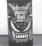?? PATRICK HOLBROOK/DISPATCH ?? Arctic Panzer Wolf has a fearsome label and a fearsome hops profile.