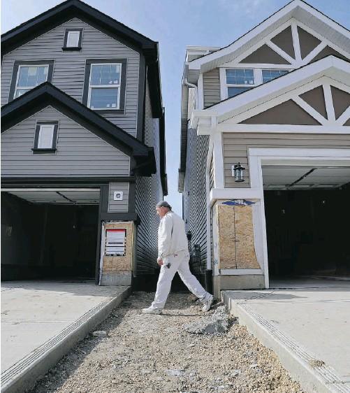 Ed Kaiser Edmonton Journal City Council Has Roved Zero Lot Line Homes