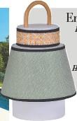 """??  ?? CONNECTÉE Sa motorisation fait coulisser le vantail principal à distance, pour le fermer ou l'ouvrir. Rupture de pont thermique complète. Étanchéité à l'air renforcée. Verrouillage 3 points. L. 240 x H. 215 cm. """"KL-BC"""", K-Line, 2 208 € la composition hors pose. Entretenir la flamme La lampe """"Singapour"""" se décline en une baladeuse outdoor dont l'éclairage réglable peut simuler l'aspect vacillant d'une bougie. Rechargeable par port USB. H. 32,5 x diam. 21,5 cm. Abat-jour en tissu Sunbrella, structure en cannage. Market Set, 199,75 €."""