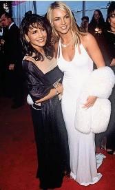 ?? IMAGO ?? Lynne Spears und Britney im Jahr 2000.
