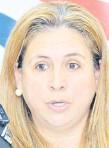 ??  ?? Blanca Vargas (colorada), diputada.