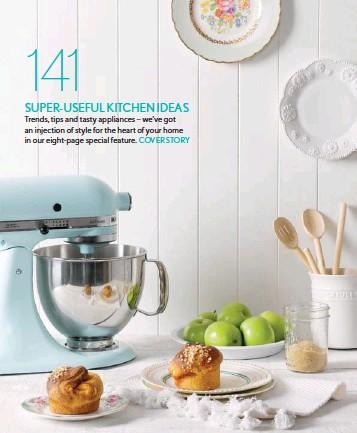 Pressreader Nz House Garden 2014 03 01 Super Useful Kitchen Ideas