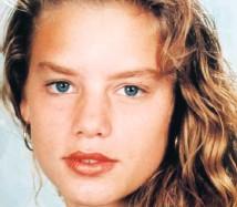 ??  ?? Nicole van den Hurk went missing in October, 1995. Here body was found seven weeks later.