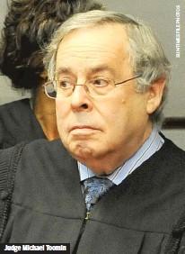 ??  ?? Judge Michael Toomin