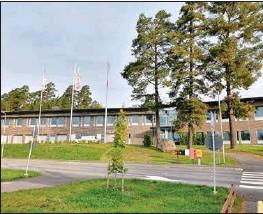 ??  ?? KÅRKULLA. I Pargas finns Kårkullas centralförvaltning, som efter 1,5 år ingår i välfärdsområdet för Egentliga Finland.