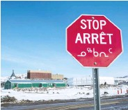 ?? PAUL CHIASSON / THE CANADIAN PRESS FILES ?? Nunavut reports no cases of COVID-19, partly because it is remote but also as a result of isolation measures taken.