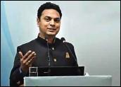 ??  ?? Chief Economic Adviser K V Subramanian