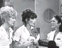 """?? CBS KEVIN WEIGHT/SPECIAL FOR THE REPUBLIC ?? Polly Holliday (from left), Beth Howland and Linda Lavin starred in """"Alice."""""""