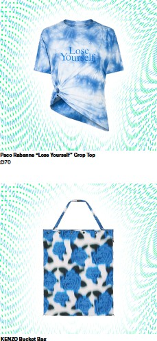 "??  ?? Paco Rabanne ""Lose Yourself"" Crop Top