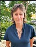 ?? MARIA MANELIUS ?? VÄNTAT. Maria Manelius ser de förlorade mandaten som ett resultat av en kortare kandidatlista i kommunalvalet.