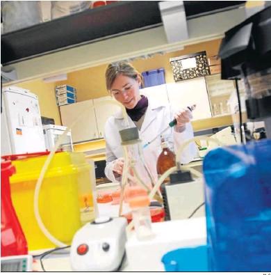?? M. G. ?? La investigación busca nuevos horizontes que den más esperanza a los pacientes mayoritarios de esta patología.