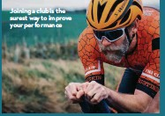 ??  ?? Joining a club is the surest way to improve your performance