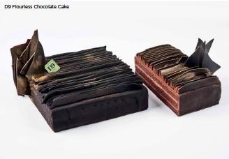 ??  ?? D9 Flourless Chocolate Cake