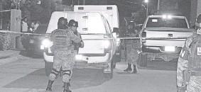 ?? Foto: Staff AM ?? Fueron atacados cuando circulaban en una bicicleta en la colonia Ernesto Che Guevara. /