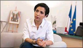 ??  ?? «Il n'y aura plus de contrainte horaire hebdomadaire», annonce Sarah El Haïry.