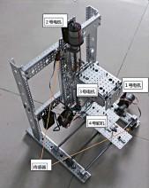??  ?? 搭建铣床是我进入机器人协会的第一个项目,是利用仿照实际铣床搭建一个立式铣床,通过程序控制模拟铣床的运动效果——模拟铣床进行加工时各个结构的运动方式。在这个项目中我了解到铣床的各结构的运动方式。
