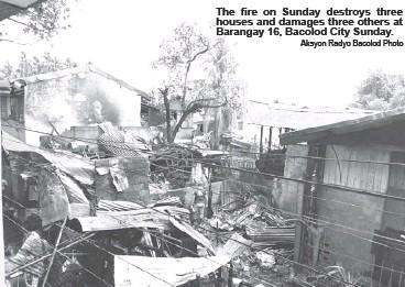 Pressreader Sun Star Bacolod 2018 05 28 Fire Hits 6 Houses