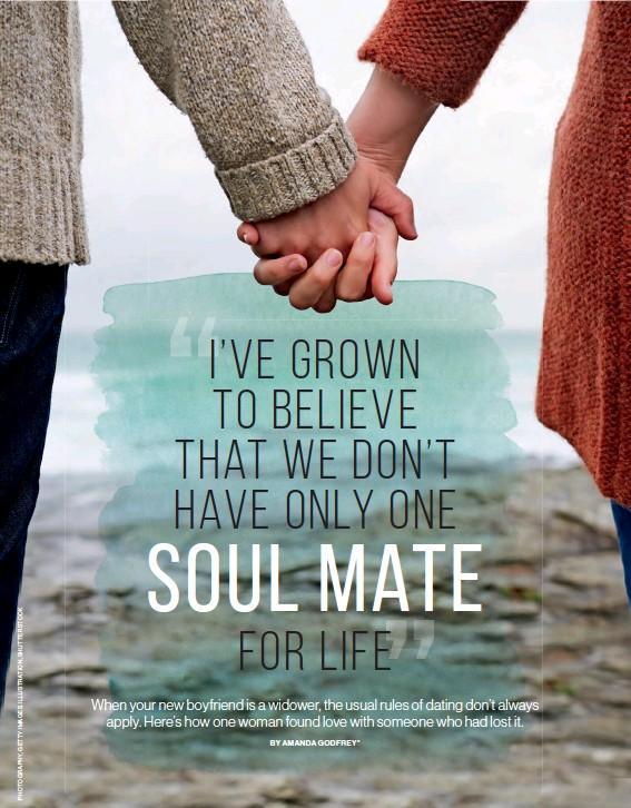 Help dating a widower