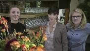 ??  ?? Emma Henry, Amelia Flavell and Kerri Notman - all Urban Jungle