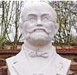 ?? FOTO: DPA ?? In Herzberg (Niedersachsen) wird an diesem Samstag ein Platz nach Esperanto-Erfinder Zamenhof benannt, der am 14. April 1917 starb.