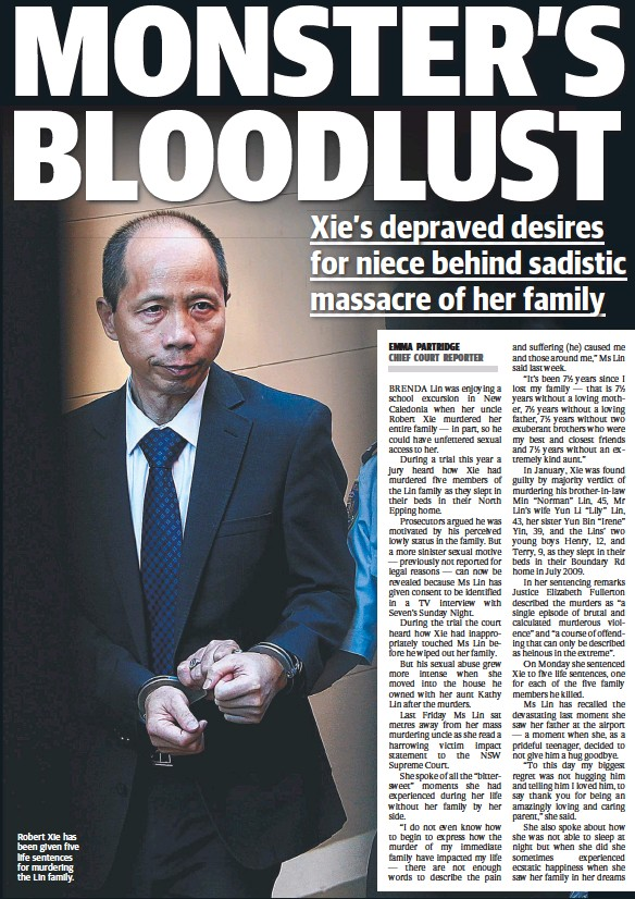 PressReader - The Daily Telegraph (Sydney): 2017-02-17 - MY ABUSE HELL