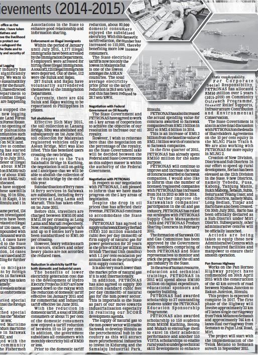 PressReader - The Borneo Post: 2015-08-19 - Ievements (2014-2015)