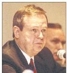 ??  ?? U.S. Rep. James Bilbray has died, Gov. Steve Sisolak said Sunday in a tweet.