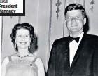 ??  ?? 1961 President Kennedy