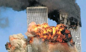 ?? Picture: Spencer Platt/Getty Images ?? The destruction by aerial terrorists of the World Trade Center in the US was a tipping point in world affairs, strengthening the US right-wing foreign policymakers, says the writer.