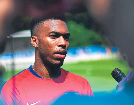 ??  ?? Daniel Sturridge claims the group atmosphere with England is better than the World Cup two years ago.