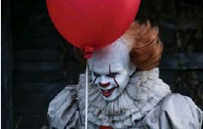 ?? WARNER BROS./BROOKE PALMER ?? Last weekend, the big-screen adaptation of Stephen King's It shattered records with its $123.4-million (U.S.) debut.