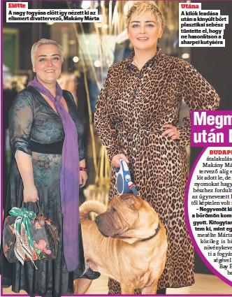 Makány Márta 50 kilós fogyásával másokat inspirál - health-journal.hu