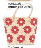 ??  ?? Tipo tote, de TINTORETTO, 29,99€. Con flores, de ANTIK BATIK, 175€.