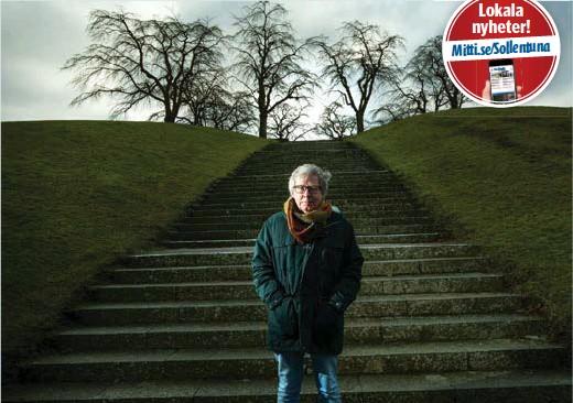 ?? FOTO: ULRIKA LIND ?? FILOSOF. Torbjörn Tännsjö, professor i filosofi vid Stockholms universitet, har ägnat en stor del av yrkeslivet åt döden.