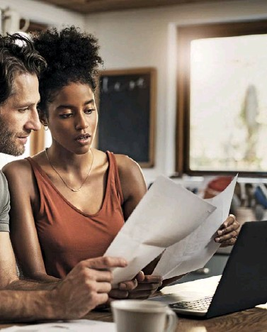 ??  ?? TAXES FOR TWO Taking advantage of the higher contribution limits on tax-advantaged savings accounts that are available to married couples will help maximize your refund.